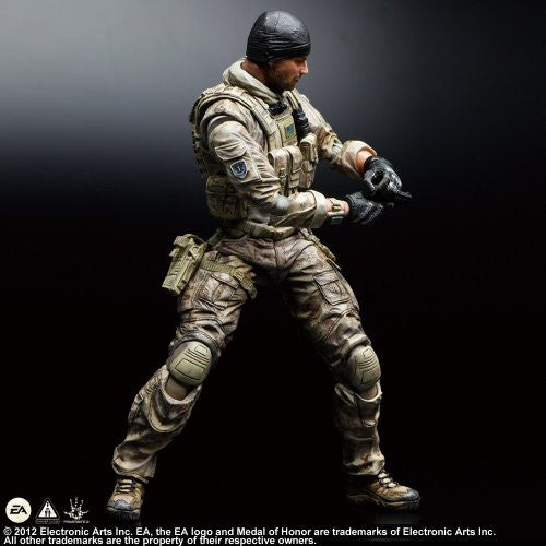Image 5 for Medal of Honor: Warfighter - Preacher - Play Arts Kai (Square Enix)