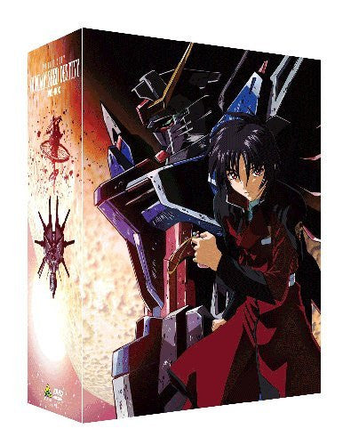 Image 1 for Mobile Suit Gundam Seed Destiny DVD Box [Limited Edition]