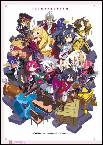 Image 4 for Disgaea 3 Return Material Collection Art Book