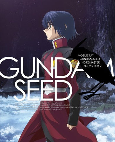Image for Mobile Suits Gundam Seed HD Remaster Blu-ray Box 2 [Limited Edition]