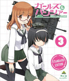 Girls Und Panzer Standard Edition Vol.3 - 1