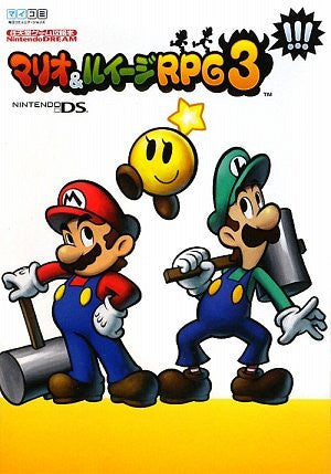 Image 1 for Mario & Luigi: Bowser's Inside Story Strategy Guide Book / Ds