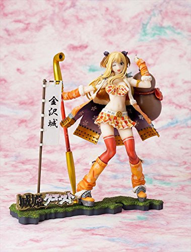 Image 9 for Shirohime Quest - Kanazawajou - 1/8 (New Vision Toys)