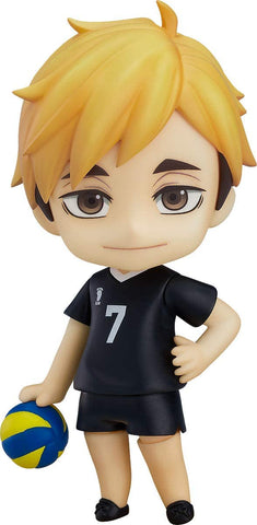 Haikyuu!! To The Top - Miya Atsumu - Nendoroid #1403 (Orange Rouge)