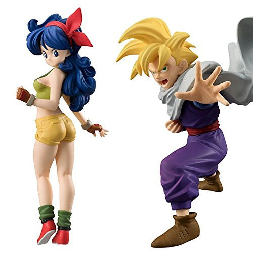 Image 1 for Dragon Ball Z - Son Gohan SSJ - Candy Toy - Dragon Ball STYLING (Bandai)
