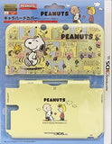 Thumbnail 1 for 3DS LL Character Hard Cover (Peanuts Ashiato)