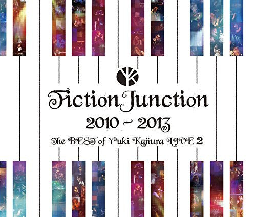 Image 1 for FictionJunction 2010-2013 The BEST of Yuki Kajiura LIVE 2