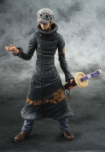 "Image 8 for One Piece - Trafalgar Law - Excellent Model - Portrait Of Pirates ""Sailing Again"" - 1/8 - Timeskip (MegaHouse)"