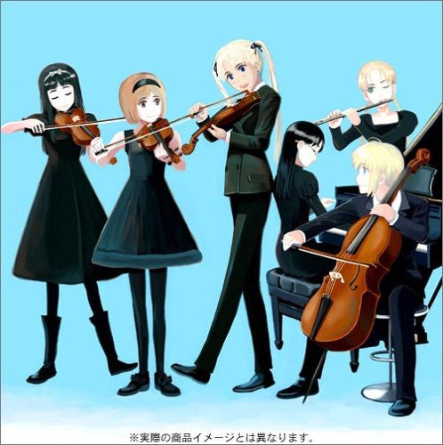"Image 1 for GUNSLINGER GIRL Image Album ""poca felicità"""