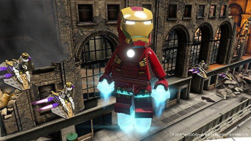 Image 3 for LEGO Marvel's Avengers