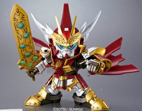 Image for SD Gundam Sangokuden Brave Battle Warriors - Sousou Gundam - SD Gundam Sangokuden series #005 - Shin (Bandai)