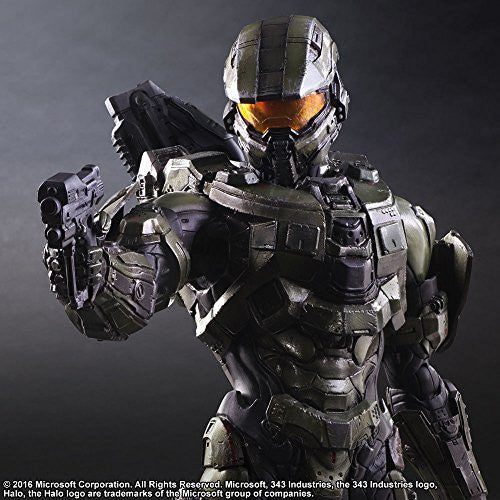 Image 3 for Halo 5: Guardians - Master Chief - Play Arts Kai (Square Enix)