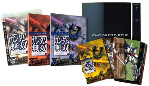 Image for PlayStation3 Console (HDD 60GB Model) w/ Gundam Musou - 110V