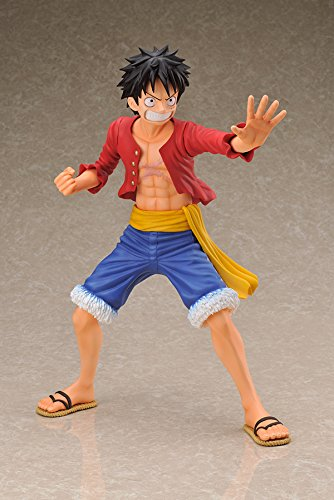 Image 3 for One Piece - Monkey D. Luffy - Gigantic Series - 1/4 (X-Plus)