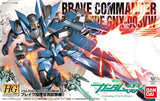 Thumbnail 2 for Gekijouban Kidou Senshi Gundam 00: A Wakening of the Trailblazer - GNX-Y903VW Brave [Commander Test Type] - HG00 #71 - 1/144 (Bandai)