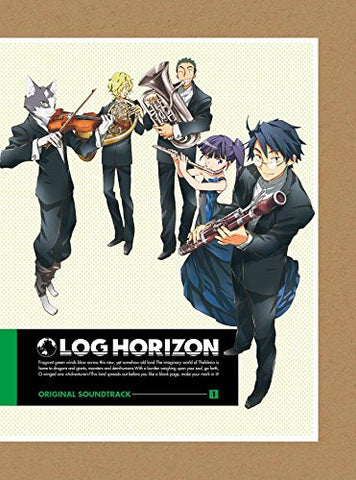 Image for LOG HORIZON ORIGINAL SOUNDTRACK 1