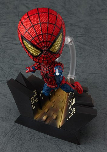 Image 5 for The Amazing Spider-Man - Spider-Man - Nendoroid #260 - Full Action (Good Smile Company)