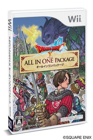 Image for Dragon Quest X [All In One Package]