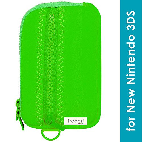 Image 2 for Cushion Pouch for New 3DS (Green)