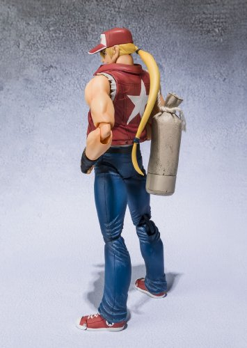 Image 4 for Garou Densetsu - The King of Fighters - Terry Bogard - D-Arts (Bandai)