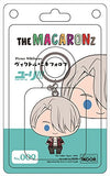 Thumbnail 5 for Yuri!!! on Ice - Victor Nikiforov - Keyholder - The Macaronz - Rubber Keychain