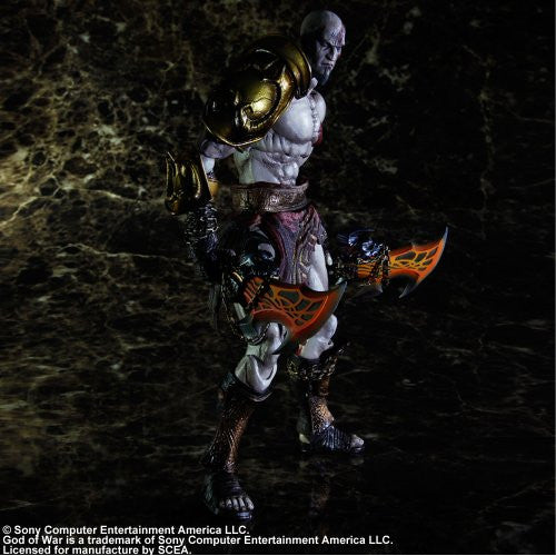Image 4 for God of War - Kratos - Play Arts Kai (Square Enix)