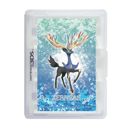 Image 2 for Pokemon Card Case 24 for 3DS (Xerneas)