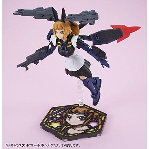 Gundam Build Fighters Try Island Wars - SF-01 Super Fumina - HGBF - 1/10 - Titans Maid
