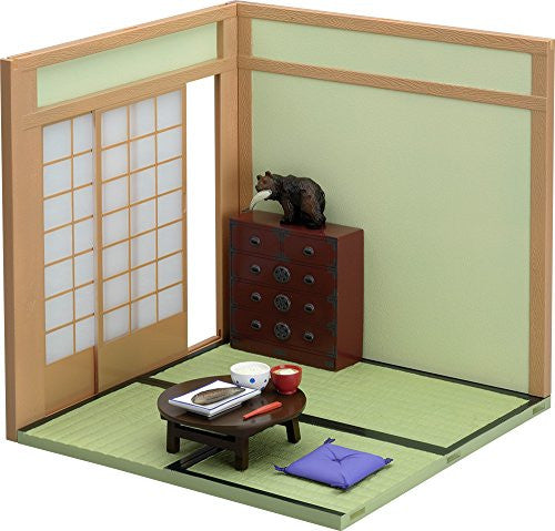 Image 1 for Nendoroid Playset #02 - Japanese Life - Set A - Dining Set (Good Smile Company, Phat Company)