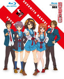 Thumbnail 1 for The Melancholy Of Haruhi Suzumiya Blu-ray Complete Box [Limited Edition]