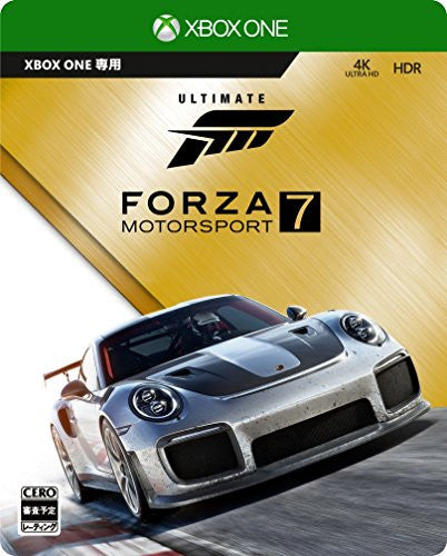 Image 1 for Forza Motorsport 7 [Ultimate Edition]