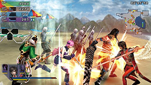 Image 4 for Musou Orochi 2 Special (PSP the Best)