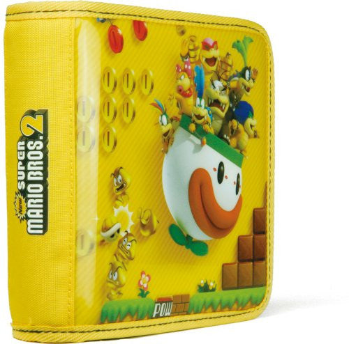 Image 2 for New Super Mario Bros. 2 Mega Case for 3DS