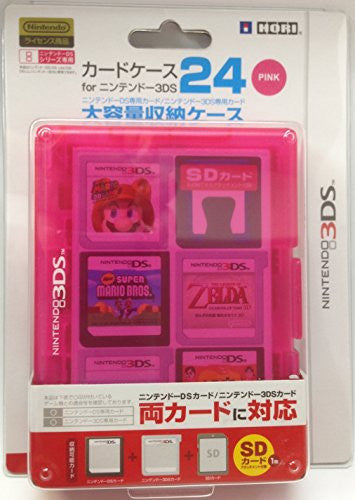 Image 1 for 3DS Card Case 24 (Pink)