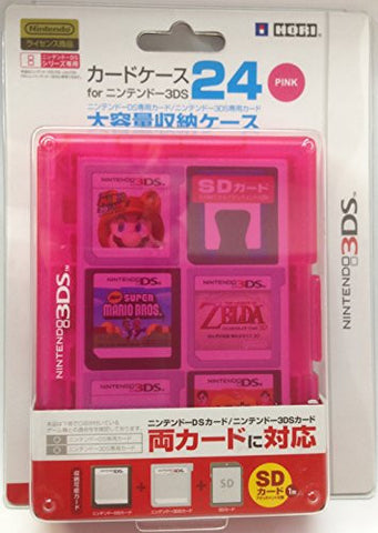 Image for 3DS Card Case 24 (Pink)