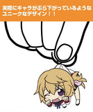 Thumbnail 2 for IS: Infinite Stratos - Charlotte Dunois - Tsumamare - Keyholder - Rubber Keychain (Cospa)