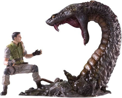 Image 1 for Biohazard Figure Collection vol. 4 - Chris Redfield vs. Yawn (Organic)