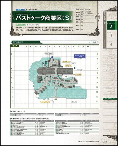 Image 3 for Final Fantasy Xi Area Masters Guide Book Ver.110215 / Ps2 / Xbox360