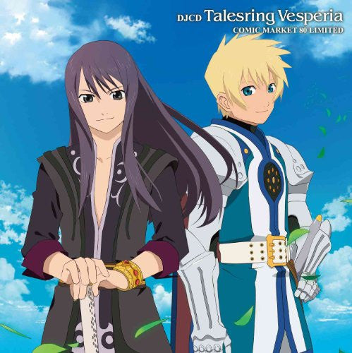 Image 1 for DJCD Talesring Vesperia COMIC MARKET 80 LIMITED