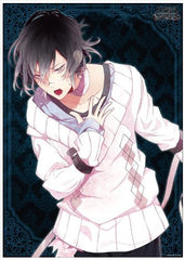 Diabolik Lovers More,Blood - Mukami Azusa - Clear Poster (Penguin Parade)