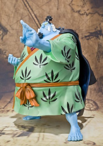 Image 3 for One Piece - Jinbei - Figuarts ZERO - The New World (Bandai)
