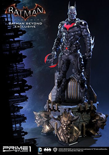 Image 5 for Batman: Arkham Knight - Batman - Museum Masterline Series MMDC-10 - 1/3 - Batman Beyond (Prime 1 Studio)