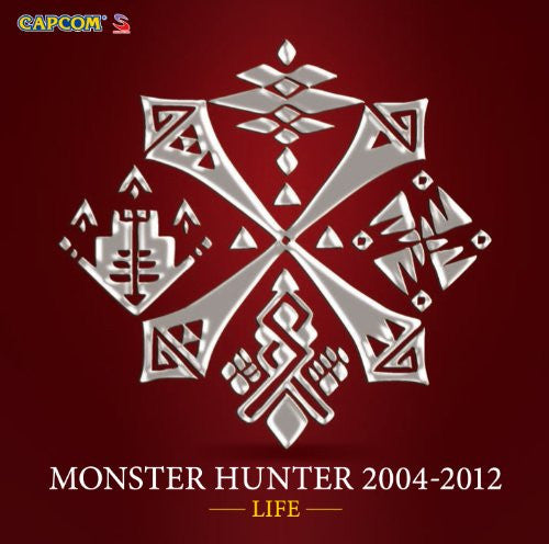 Image 1 for MONSTER HUNTER 2004-2012 -LIFE-