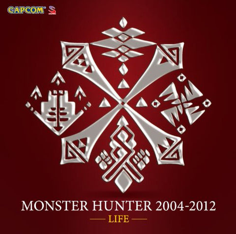 Image for MONSTER HUNTER 2004-2012 -LIFE-