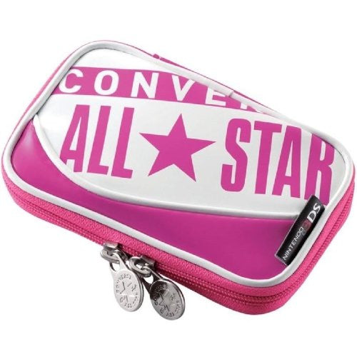 Image 1 for 3DS Converse Enamel Case (Pink)