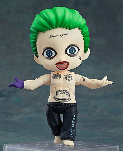 Image 6 for Suicide Squad - Joker - Nendoroid #671 - Suicide Edition (Good Smile Company)