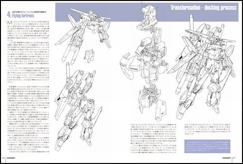Image 2 for Mobile Suit Gundam   Masterpiece ΖΖ Gundam   Nihon Ban