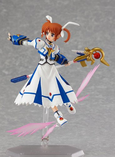 Image 4 for Mahou Shoujo Lyrical Nanoha The Movie 2nd A's - Takamachi Nanoha - Figma #159 - Sacred Mode ver. (Max Factory)