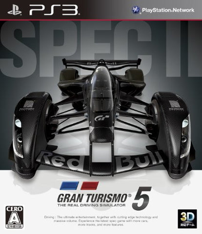 Image for Gran Turismo 5 Spec 2012