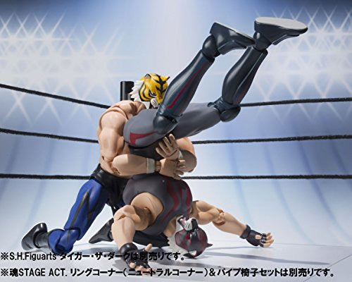 Image 3 for Tiger Mask W - Tiger Mask - S.H.Figuarts